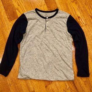 Boys Gap long sleeve T-shirt